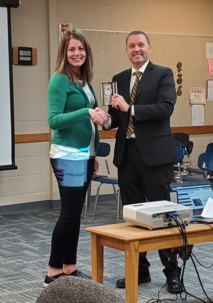 Katrina Boehner, Lathrop Elementary Teacher of the Quarter
